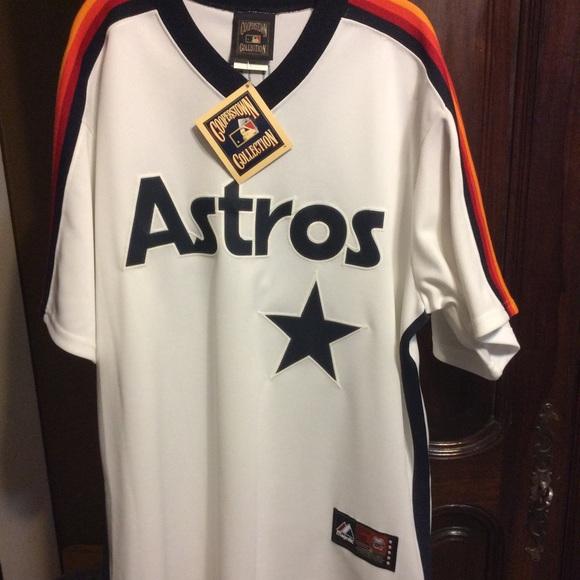 313876bee69 Houston Astros Men s Nolan Ryan Majestic Jersey